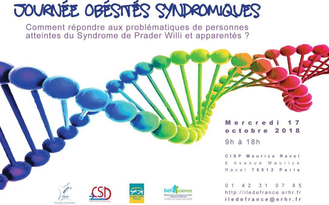 A Paris, le 17 octobre 2018, une journée «obésités syndromiques»