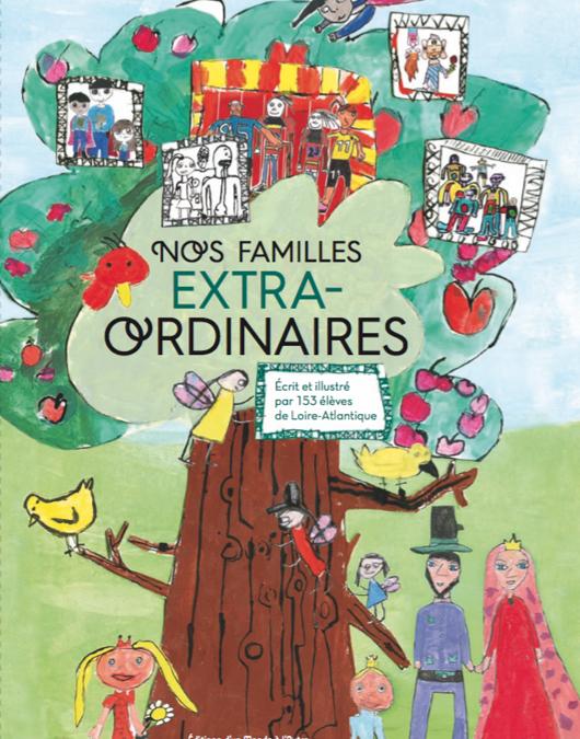 Le livre «Nos familles extra-ordinaires» vient de paraître.