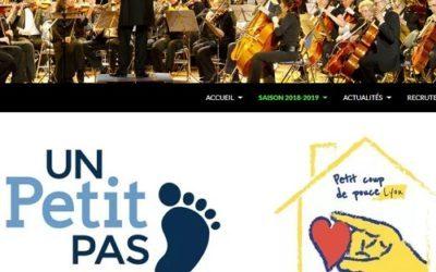 A ne pas manquer le 31 janvier 2019, le concert caritatif de l'Orchestre Symphonique de Lyon