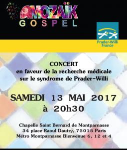 Concert gospel Paris