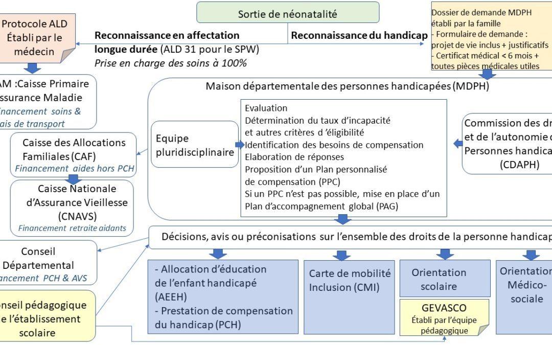 Comment faire une demande à la MDPH : une fiche facile à lire et à comprendre de la CNSA