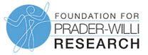 Logo de la Fondation pour la Recherche sur le syndrome de Prader-Willi