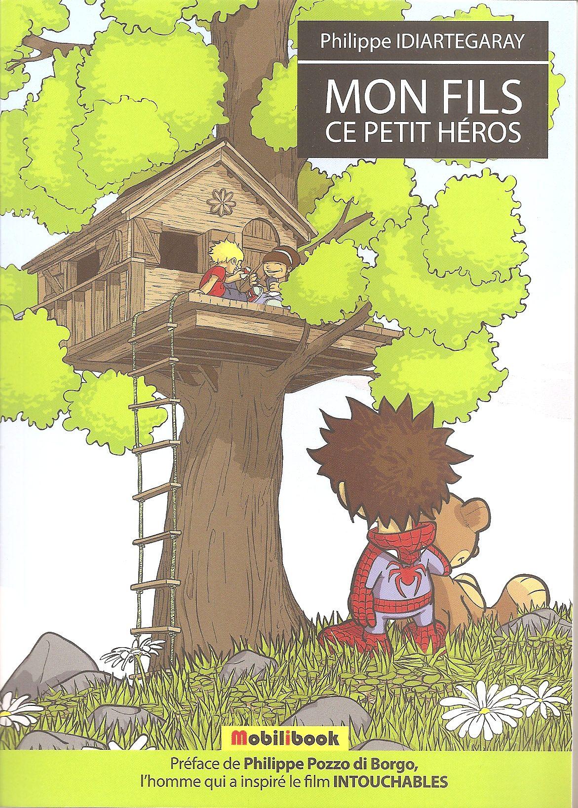 Prix d'Humour de Résistance 2018 décerné au livre «Mon fils ce petit héros»