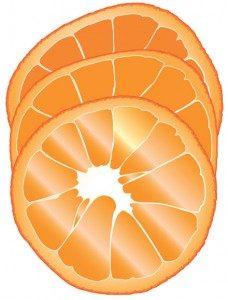 Recette du pudding à l'orange