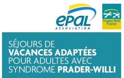 Séjours été adulte 2020 avec EPAL