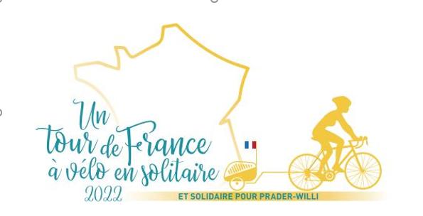 Tour de France en vélo à l'été 2022