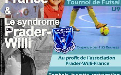 Tournoi de foot de futsal le 10 février 2019 à Chateauvillain  (Haute Marne)