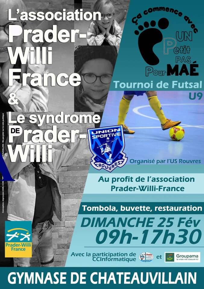 Tournoi de foot en Champagne Ardenne le 25 février