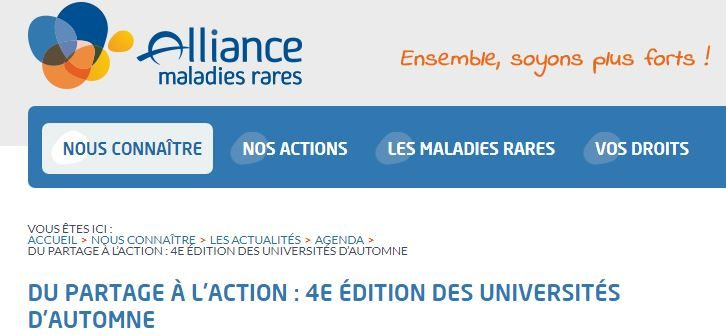 Faciliter la scolarisation : quels outils existent dans les associations de l'Alliance Maladies Rares?
