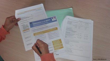 Complément pour rédiger le dossier MDPH dans le cas de maladies rares