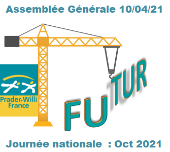 En 2021 Assemblée générale en avril et Journée nationale en octobre